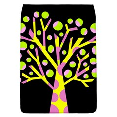 Simple colorful tree Flap Covers (L)