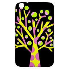 Simple colorful tree Samsung Galaxy Tab 3 (8 ) T3100 Hardshell Case