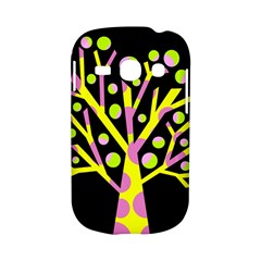 Simple colorful tree Samsung Galaxy S6810 Hardshell Case