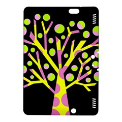 Simple colorful tree Kindle Fire HDX 8.9  Hardshell Case
