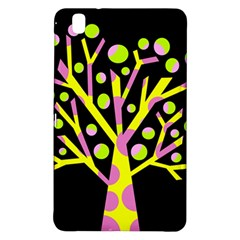 Simple colorful tree Samsung Galaxy Tab Pro 8.4 Hardshell Case