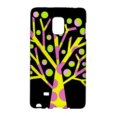 Simple colorful tree Galaxy Note Edge