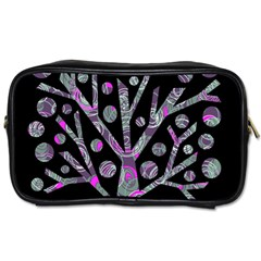 Purple Magical Tree Toiletries Bags