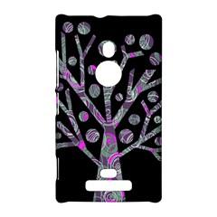 Purple magical tree Nokia Lumia 925