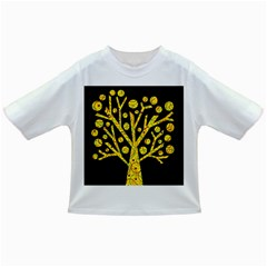 Yellow magical tree Infant/Toddler T-Shirts
