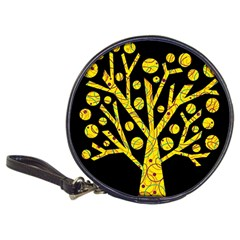 Yellow magical tree Classic 20-CD Wallets