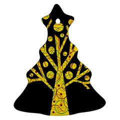 Yellow magical tree Ornament (Christmas Tree)