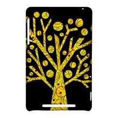 Yellow magical tree Nexus 7 (2012)