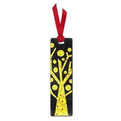 Yellow magical tree Small Book Marks