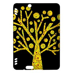 Yellow magical tree Kindle Fire HDX Hardshell Case