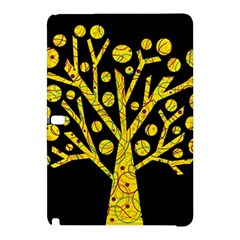 Yellow magical tree Samsung Galaxy Tab Pro 10.1 Hardshell Case