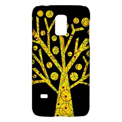 Yellow magical tree Galaxy S5 Mini