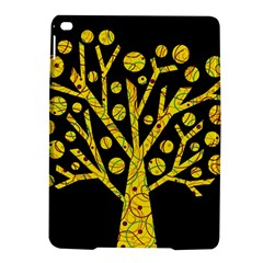 Yellow magical tree iPad Air 2 Hardshell Cases