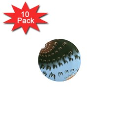 Sunraypil 1  Mini Magnet (10 Pack)