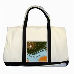 Sunraypil Two Tone Tote Bag