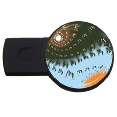 Sunraypil USB Flash Drive Round (1 GB)