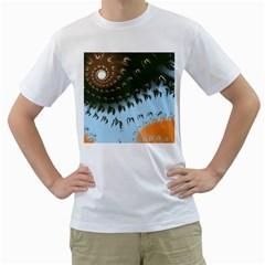 Sunraypil Men s T-Shirt (White)