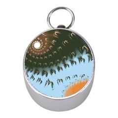 Sunraypil Mini Silver Compasses