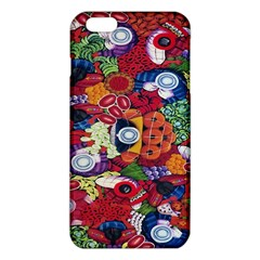 Guatemala Art Painting Naive iPhone 6 Plus/6S Plus TPU Case