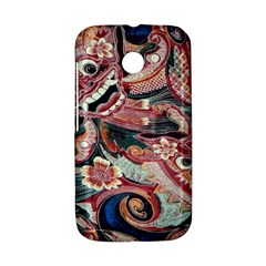 Indonesia Bali Batik Fabric Motorola Moto E
