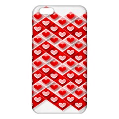 Love Hearts Valentine S Day Pink iPhone 6 Plus/6S Plus TPU Case