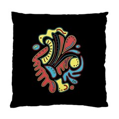 Colorful abstract spot Standard Cushion Case (Two Sides)