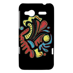 Colorful abstract spot HTC Radar Hardshell Case
