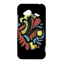 Colorful abstract spot HTC Droid Incredible 4G LTE Hardshell Case