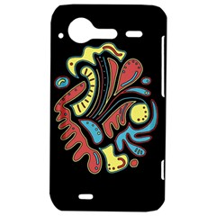 Colorful abstract spot HTC Incredible S Hardshell Case