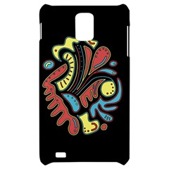Colorful abstract spot Samsung Infuse 4G Hardshell Case