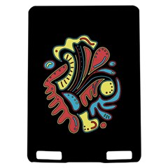 Colorful abstract spot Kindle Touch 3G