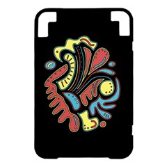 Colorful abstract spot Kindle 3 Keyboard 3G