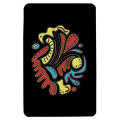 Colorful abstract spot Kindle Fire (1st Gen) Hardshell Case