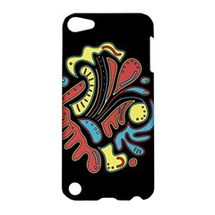 Colorful abstract spot Apple iPod Touch 5 Hardshell Case