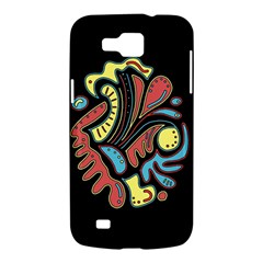Colorful abstract spot Samsung Galaxy Premier I9260 Hardshell Case