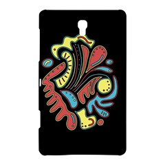 Colorful abstract spot Samsung Galaxy Tab S (8.4 ) Hardshell Case