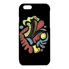 Colorful abstract spot iPhone 6/6S TPU Case
