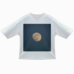 The Moon and blue sky Infant/Toddler T-Shirts