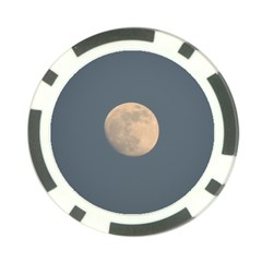 The Moon and blue sky Poker Chip Card Guards