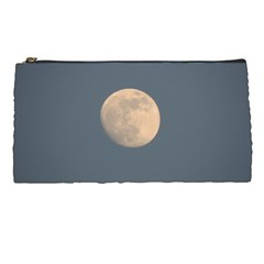 The Moon and blue sky Pencil Cases