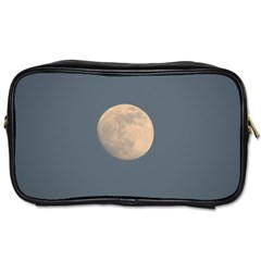 The Moon and blue sky Toiletries Bags 2-Side