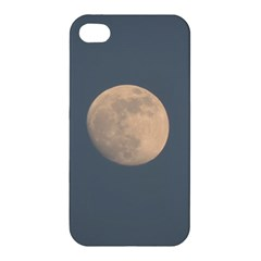 The Moon and blue sky Apple iPhone 4/4S Hardshell Case