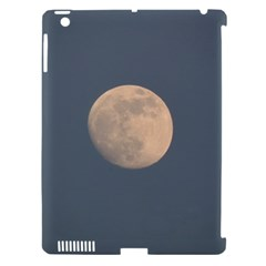 The Moon and blue sky Apple iPad 3/4 Hardshell Case (Compatible with Smart Cover)