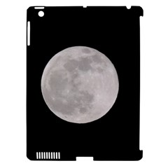 Full Moon at night Apple iPad 3/4 Hardshell Case (Compatible with Smart Cover)