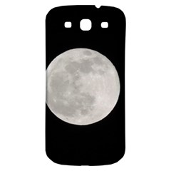 Full Moon at night Samsung Galaxy S3 S III Classic Hardshell Back Case