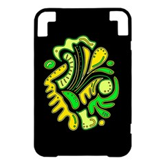 Yellow and green spot Kindle 3 Keyboard 3G