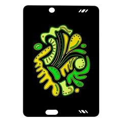 Yellow and green spot Amazon Kindle Fire HD (2013) Hardshell Case