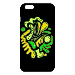 Yellow and green spot iPhone 6 Plus/6S Plus TPU Case