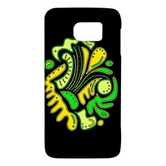 Yellow and green spot Galaxy S6