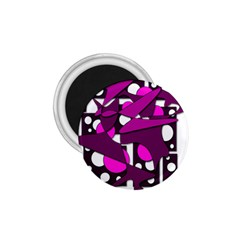 Something purple 1.75  Magnets